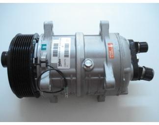 COMPRESSOR ZEXEL TM16 119 PVB 12V H-OR R404A